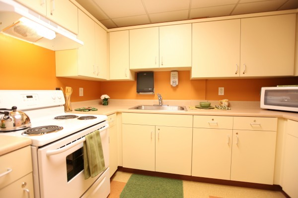 The Laurels of Norworth: Occupational Therapy Kitchen
